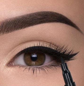 γραμμή eyeliner