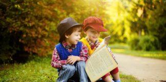 Παιδικά βιβλία για το περιβάλλον