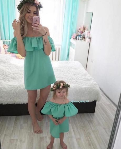 Mother - daughter twinning