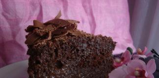 Κέικ ζουμερό